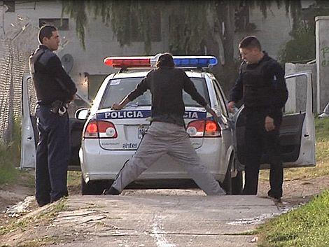 Siete detenidos por ola de rapiñas a taxis en Cerro Norte