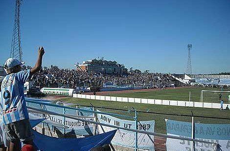 Foto: estadio Tróccoli (archivo).