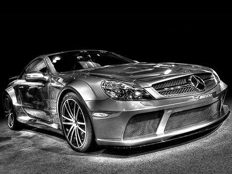 En Uruguay se vendió un auto Mercedes Benz de 555.000 dólares