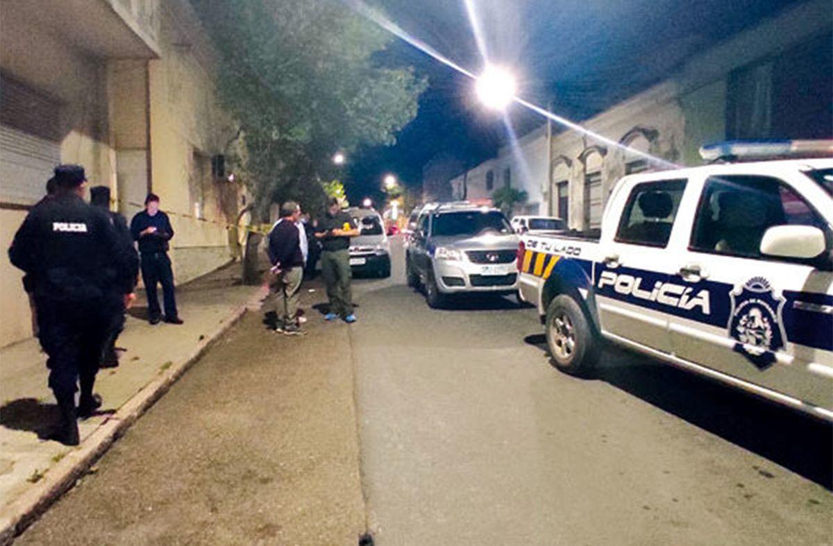 Investigan el asesinato de una anciana en su casa de Paysandú