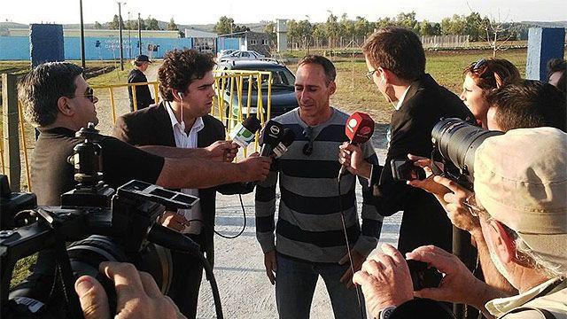 Campiani recuperó su libertad y aseguró que será absuelto en el caso Pluna