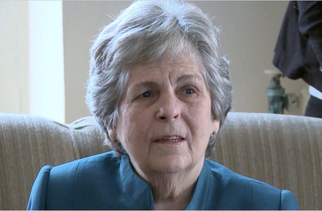 María Auxiliadora era profundamente católica, solidaria y familiera