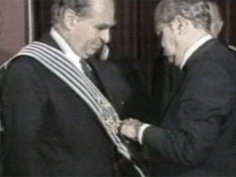 Sanguinetti presidente