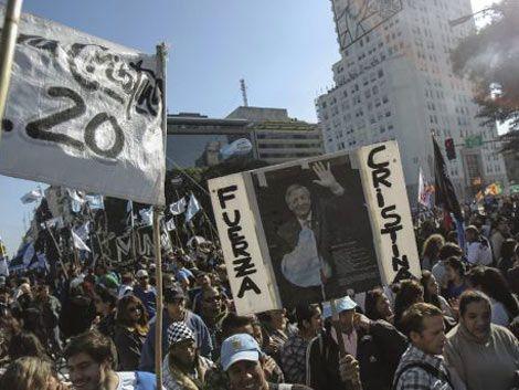 Un 25 de mayo entre la Década K y la Revolución de Mayo