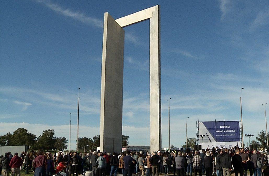 Inauguraron el Memorial Penal de Libertad, un homenaje a los presos de la dictadura