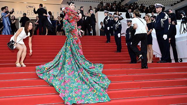 Comenzó el Festival de Cannes con 25.000 visitantes