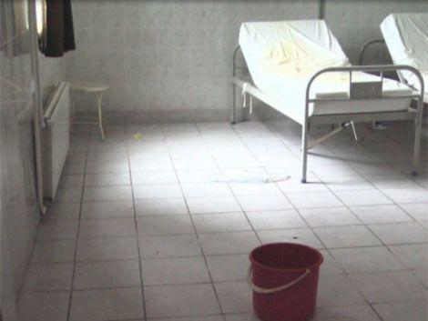 Inundaciones en hospital provocaron traslado de pacientes