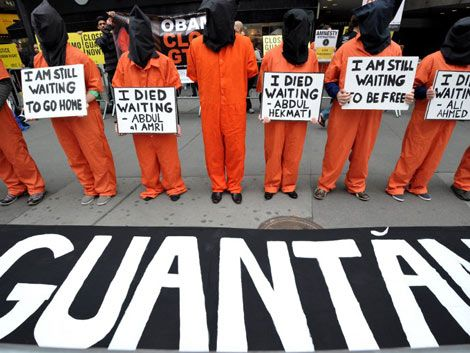 Llegada de presos de Guantánamo depende del Senado de EE.UU.