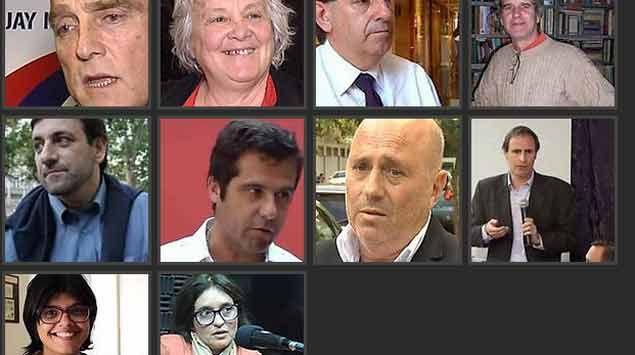Los diez políticos que aspiran a ser el próximo intendente de Montevideo