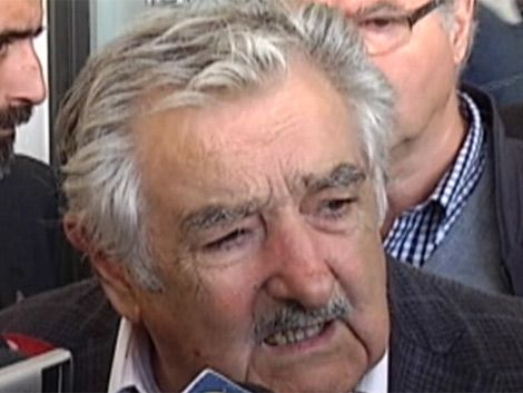 """Mujica: """"Le hago un favor a la humanidad"""