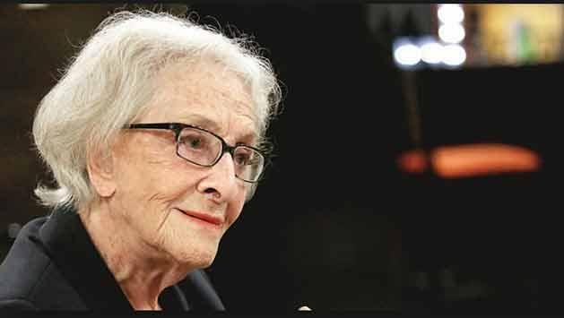 Premian con el Reina Sofía a Ida Vitale, poeta de la Generación del 45
