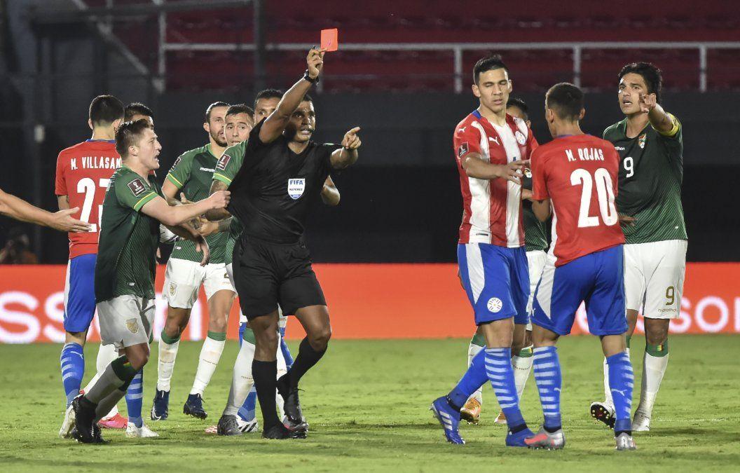 Decepción en Paraguay por el empate de local ante Bolivia