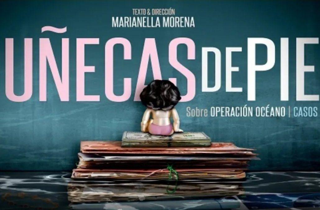 Niegan recurso de amparo y habilitan estreno de obra inspirada en la Operación Océano