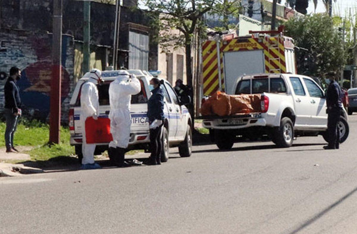 Hallaron muerta en su casa a una mujer que estaba desaparecida en Paysandú