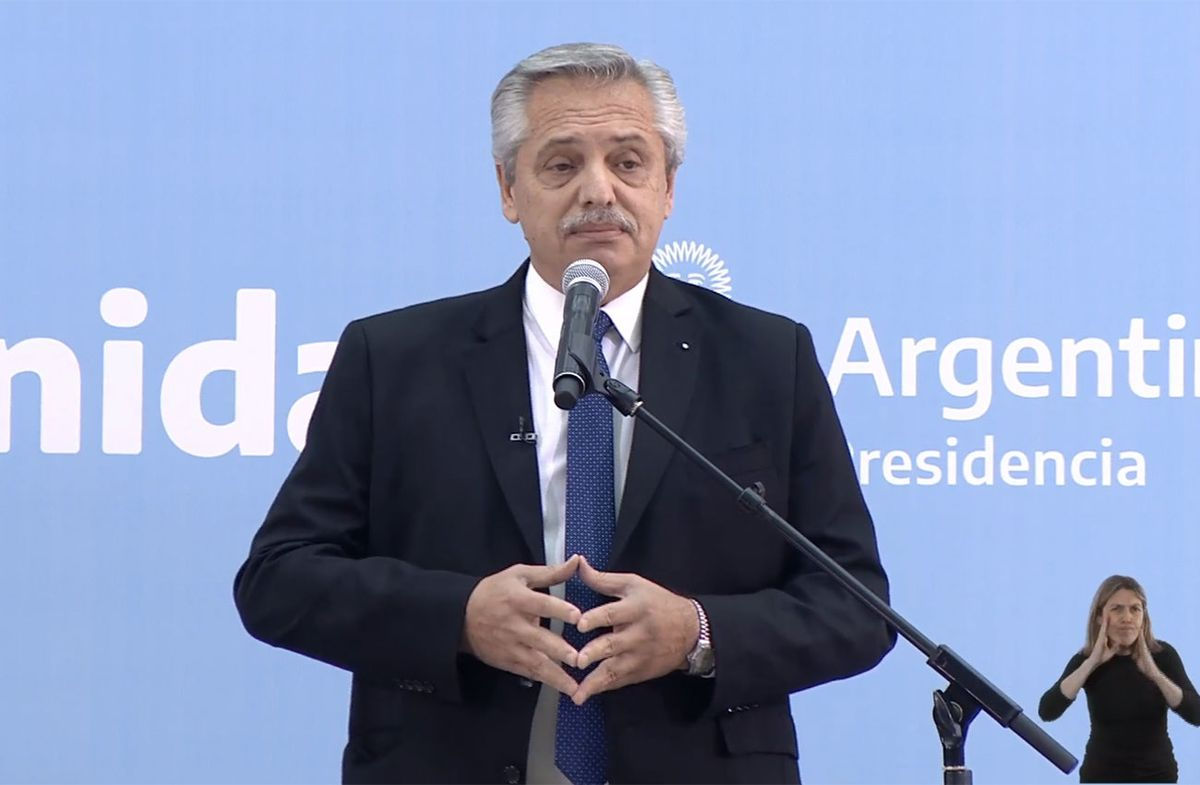 Alberto Fernández presentó a su nuevo gabinete en la Casa Rosada