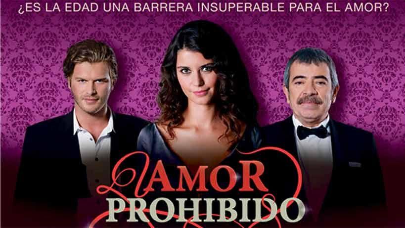 Amor Prohibido, una historia de amor, pasión y venganza, llega este lunes a Canal 10
