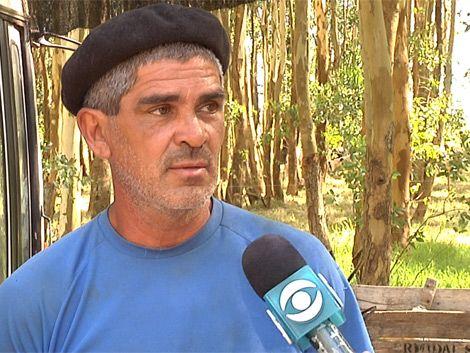 Productor de Kiyú resiste el desalojo que le ordena Colonización