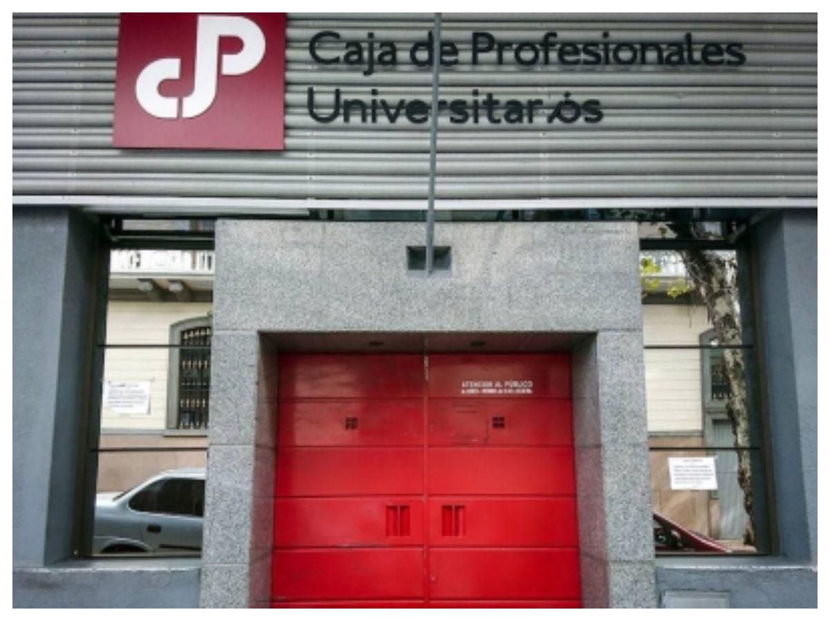Caja de Profesionales Universitarios