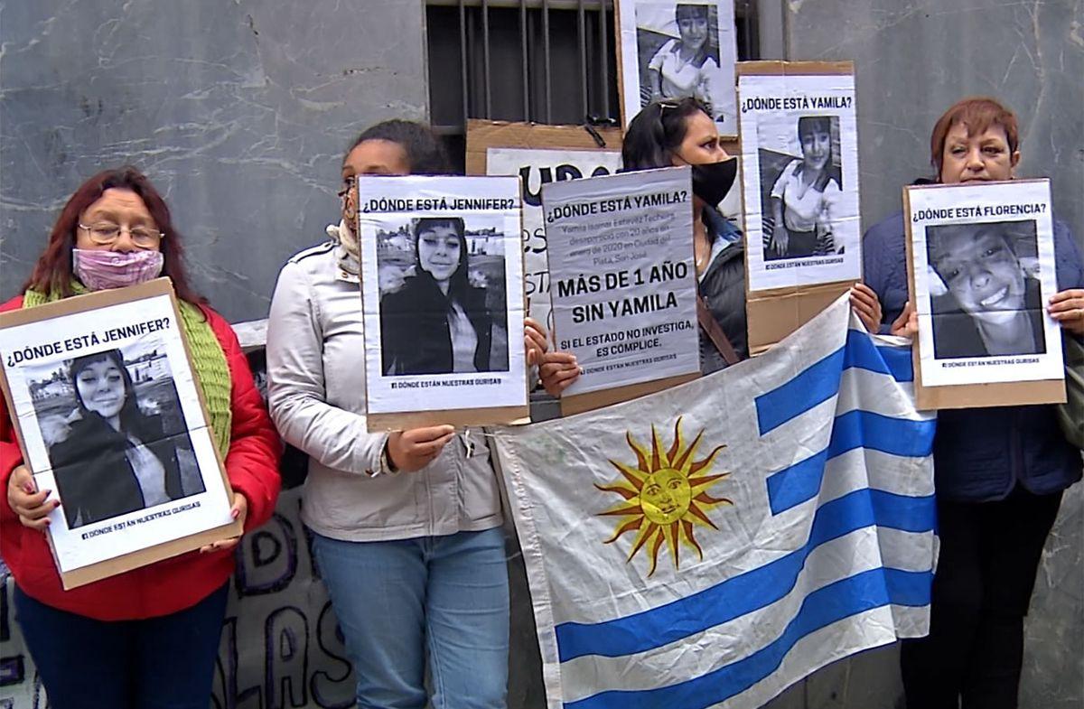 Madres de seis jóvenes desaparecidas piden a Fiscalía que se busque en el barrio 19 de Abril