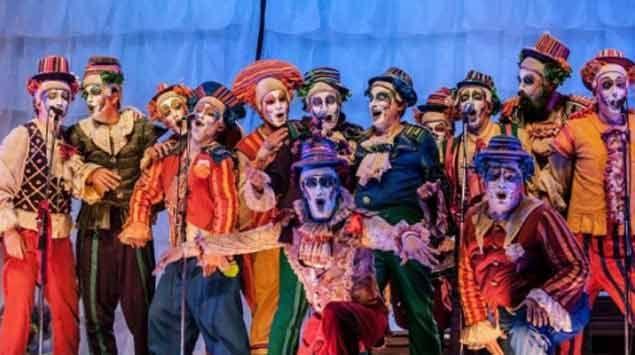 Murga A Contramano se retira oficialmente del Carnaval