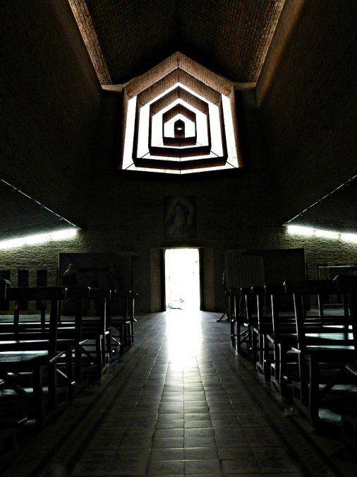 Iglesia San Pedro de Durazno. Foto: Karen Bentancor