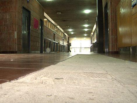 Autoridades y docentes recorrieron liceos con problemas edilicios