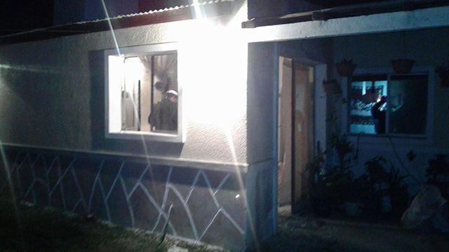Investigan incendio en Suárez: una mujer murió y su pareja internada