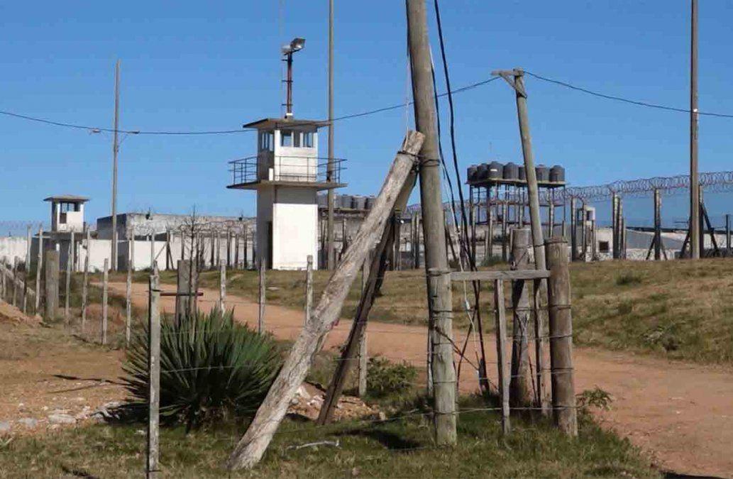 Protesta y desórdenes en cárcel de Las Rosas en Maldonado por falta de agua