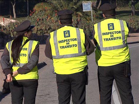 Fin de semana sin inspectores de tránsito