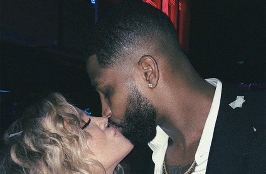Khloé Kardashian y Tristan Thompson juntos tras el escándalo de infidelidad