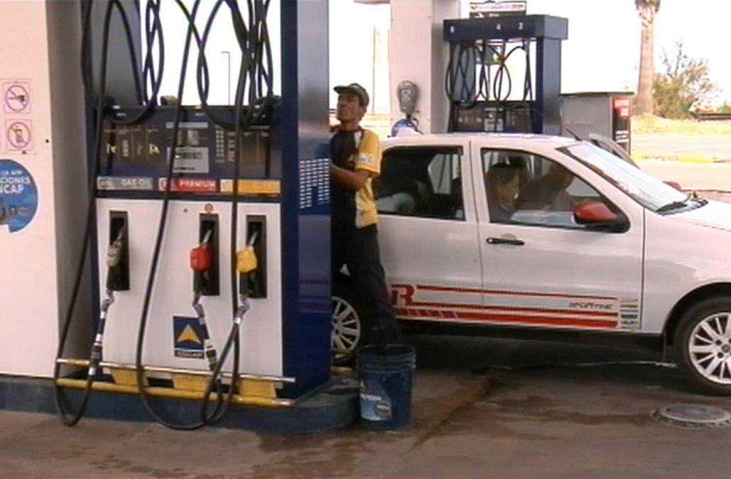 Cayó hasta 70% la venta de combustibles por la epidemia de coronavirus