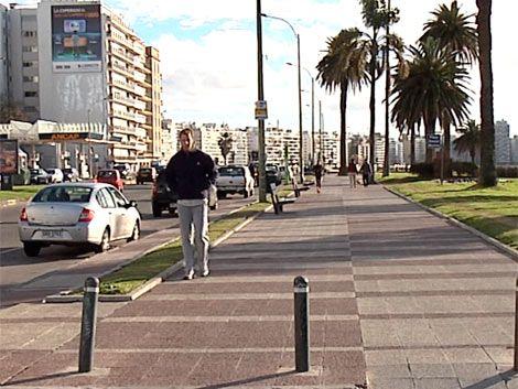 Domingo otoñal con máxima de 23ºC en Montevideo