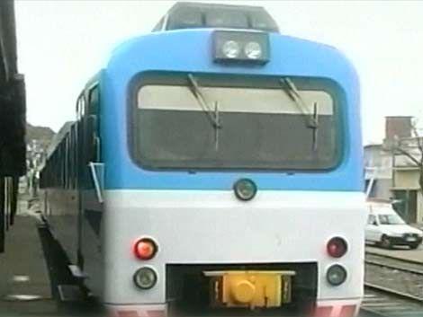 Todo pronto para recibir el tren que traerá a Cristina Fernández