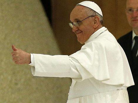 Mujica se reúne con el Papa Francisco en el Vaticano