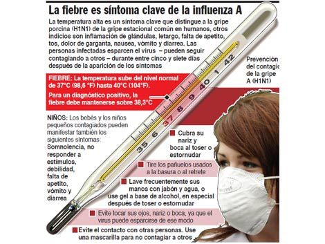 Nueva muerte por gripe A en Uruguay