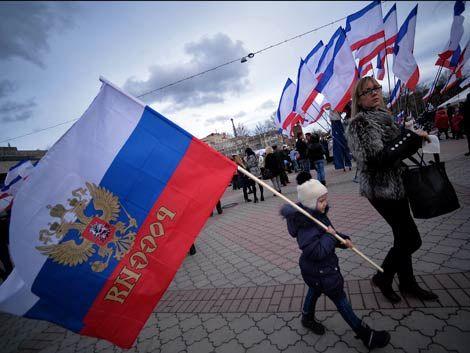 Crimea vota hoy en un referéndum su anexión a Rusia