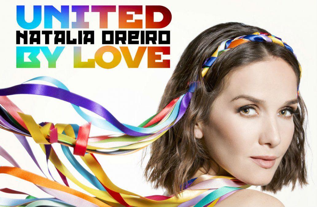 United by love: la canción que Natalia Oreiro compuso para el Mundial